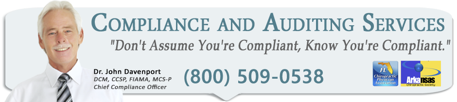 Compliance and Auditing Services